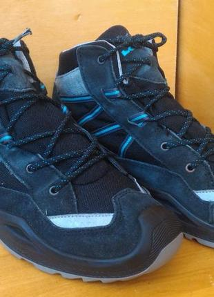 Ботинки (кроссовки) треккинговые lowa simon ii gore-tex р-р. 39-й (25 см)