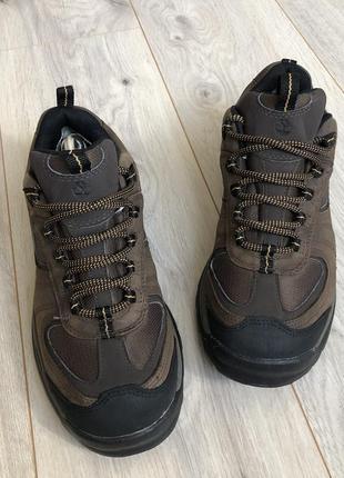 Термо кроссовки timberland (оригинал) gore-tex кожаные мембрана р. 42