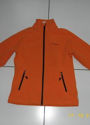 Термокуртка softshell - quechua 146/158 12 лет