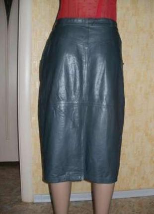 Цена юбки из натуральной кожи