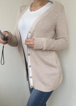 Кардиган вязаный свитер reserved