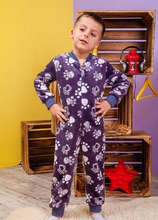 Пижама комбынезон