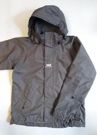 Куртка ветровка  helly hansen