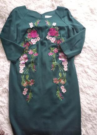 Платье размер 48,burvin