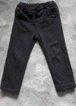 Теплые штаны на подкладке