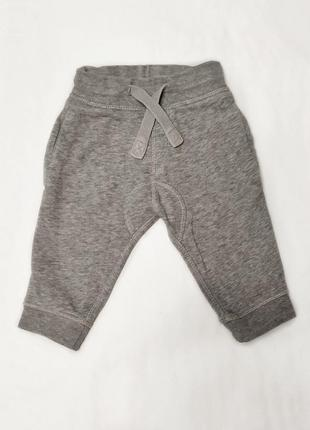 Теплые штаны от next в идеале на 6-9м