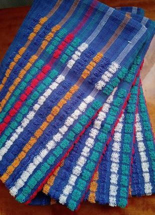 Комплект новых полотенец 💯% хлопок