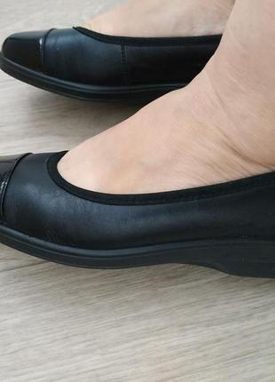 Туфли р.37-38 кожа!