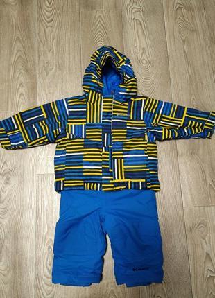 Термо костюм columbia
