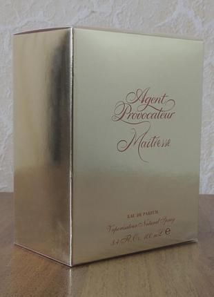 Agent provocateur maitresse парфюмированная вода 100 мл оригинал