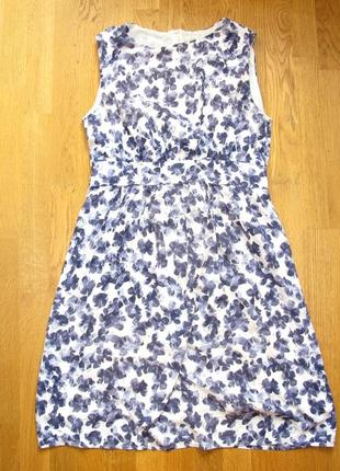 Платье -apricot- женское летнее 46-48 размера, на подкладке с завышенной талией