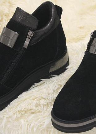 Новинки  ботиночки натуральные материалы ,  с 36-40 р5 фото