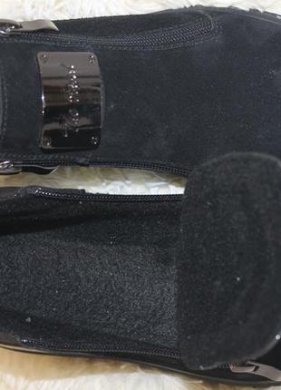 Новинки  ботиночки натуральные материалы ,  с 36-40 р6 фото