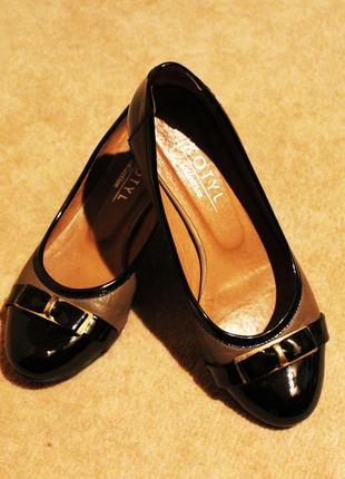 Туфли кожаные kotyl
