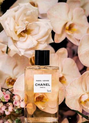 Chanel paris venise_original_eau de parfum 5 мл_затест