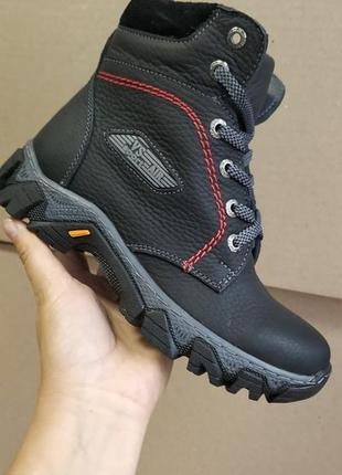 Зимние спортивные ботинки , размер 31