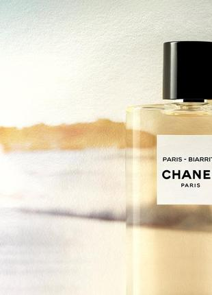 Chanel paris biarritz_original_eau de parfum 5 мл_затест