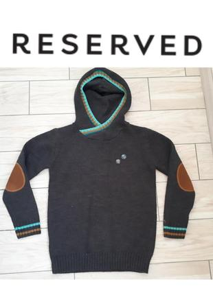 Кофта, толстовка, свитер reserved на 10-11 лет, р.140-146 см