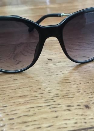 Солнцезащитные очки tiffany&co. очки кошечка. очки омбре.