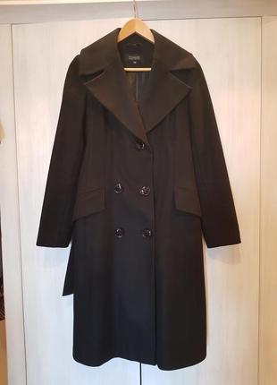 Осеннее шерстяное пальто