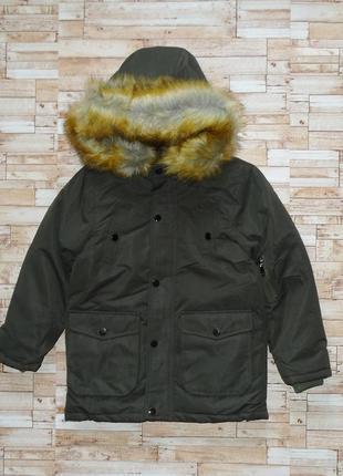 Зимняя куртка для мальчика seagull. венгрия