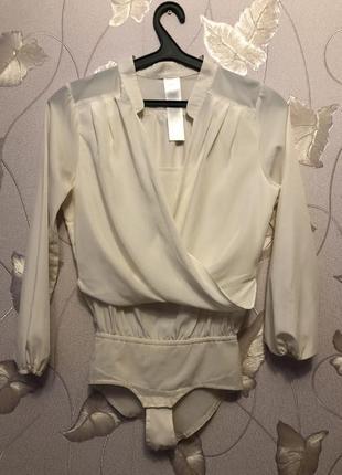 Боди-блузка #розвантажуюсь