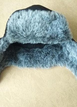 Оригинал теплая шапка ушанка carlsberg шапка с ушками, меховая шапка, зимняя шапка