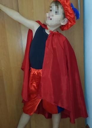 Карнавальный костюм принц на 4-7 лет