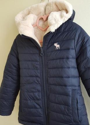 Курткa abercrombie