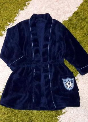 """Модний махровий халат """"george"""", розмір 92-98"""
