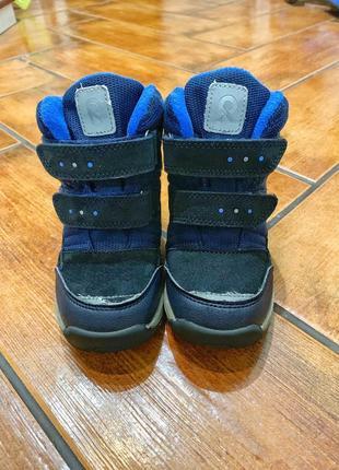 Зимние ботинки «reima» 27 размер.