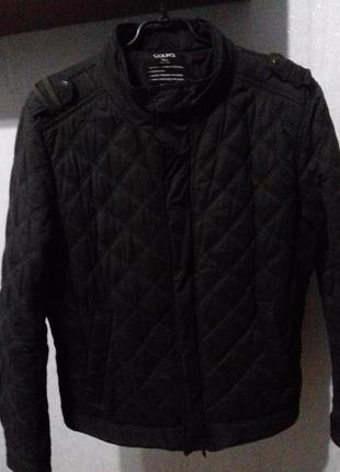 Очень классная куртка  деми мужская  на синтепоне