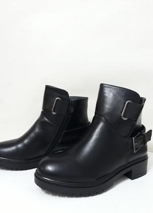 Акція !!! жіночі демісезонні напівчобітки (ботинки) розмір 36, 37, 39, 40, 41.2 фото