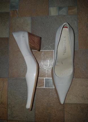 Супер цена! туфли из натуральной кожи