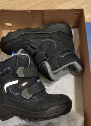Капика флоаре термо ботинки на мембране