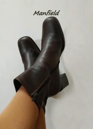 Полу сапоги, удобство италия, качественные бренды, много осенней обуви и вещей!
