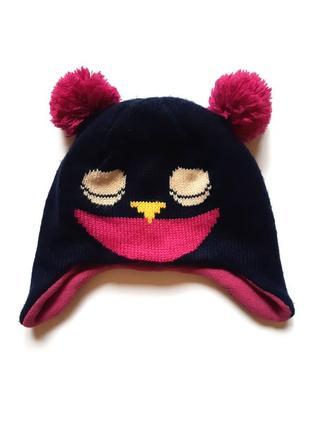 Зимняя шапочка на флисе bijou brigitte