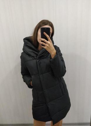 Куртка зимняя - парка 4 кармана| очень теплая| силикон 300| есть опт