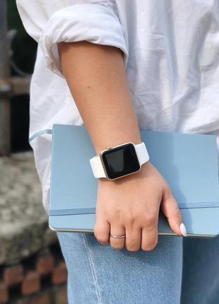 Ремінець для годинника для apple watch sport band силіконовий