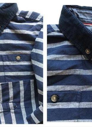 Zara boys скидка 30% стильная рубашка 110-116 5-6лет.