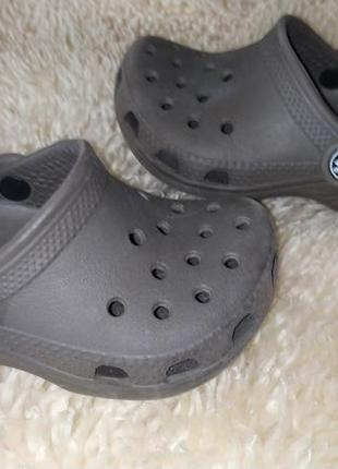 Crocs сабо 23-24 р