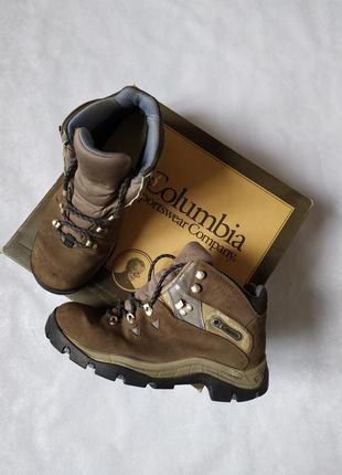 Зимние ботинки columbia коламбия