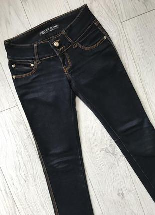 Зимние тёплые джинсы