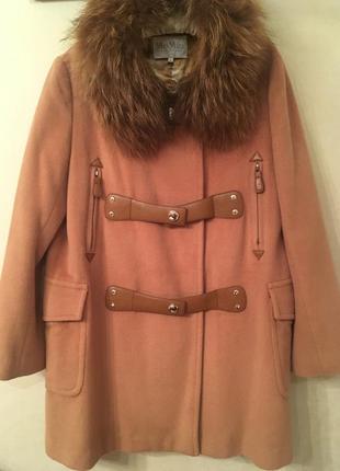 Стильное пальто max mara l