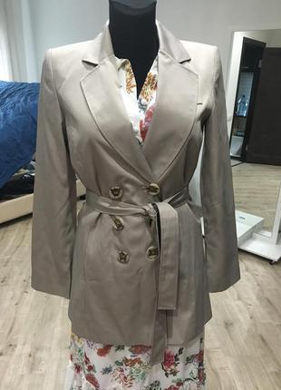Пиджак пальто плащ тренч