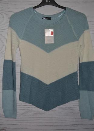 Свитер женский вязаный takko fashion размер xs