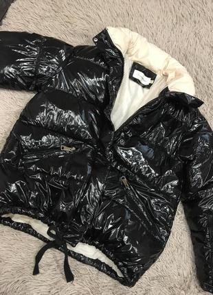 Теплая курточка - пуховик