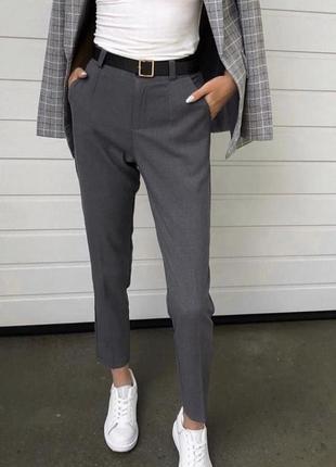 Нові брюки сірі, чорні, коричневі