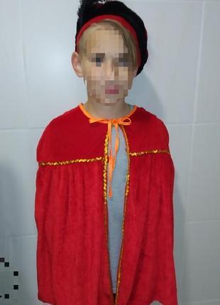 Карнавальный костюм принца на 4-11 лет