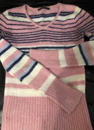 Нежнейший мохеровый свитер джемпер